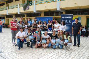 Entrega premios Biblioteca IES La Isleta